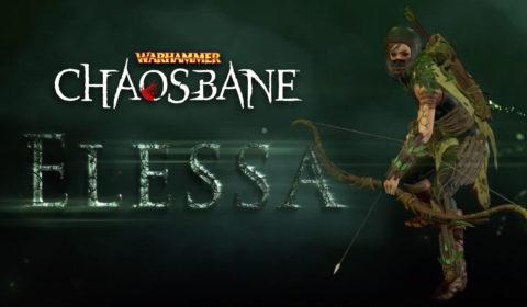 Warhammer: Chaosbane – Bigben veröffentlicht den ersten Trailer zur Waldelfe Elessa