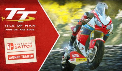 TT Isle of Man: Jetzt auch für Nintendo Switch erhältlich