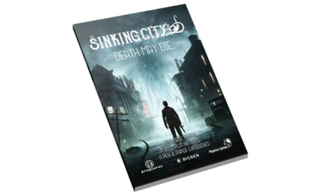 """Schwarze Tiefen"" Das The Sinking City-Pen&Paper-Rollenspiel"