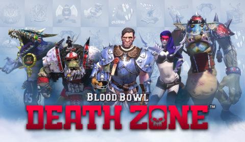 Blood Bowl: Death Zone ab sofort erhältlich
