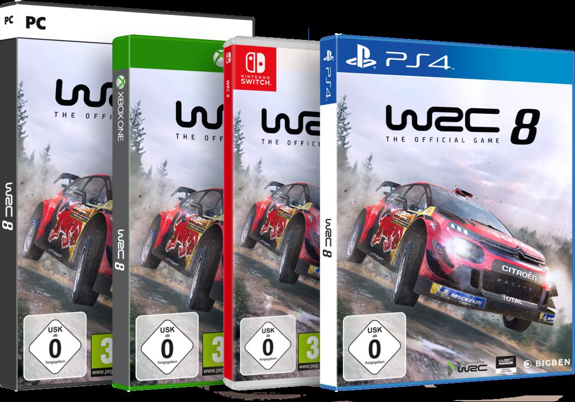 WRC8-Packshots