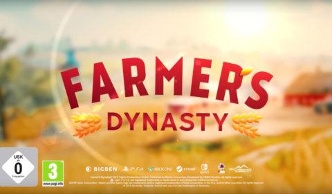 Farmers Dynasty: Gameplay-Video der Landlebensimulation veröffentlicht