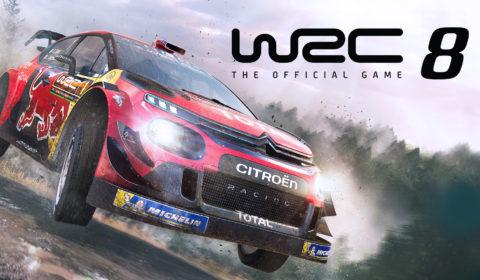 Physik und Leveldesign: Hinter den Kulissen von WRC 8