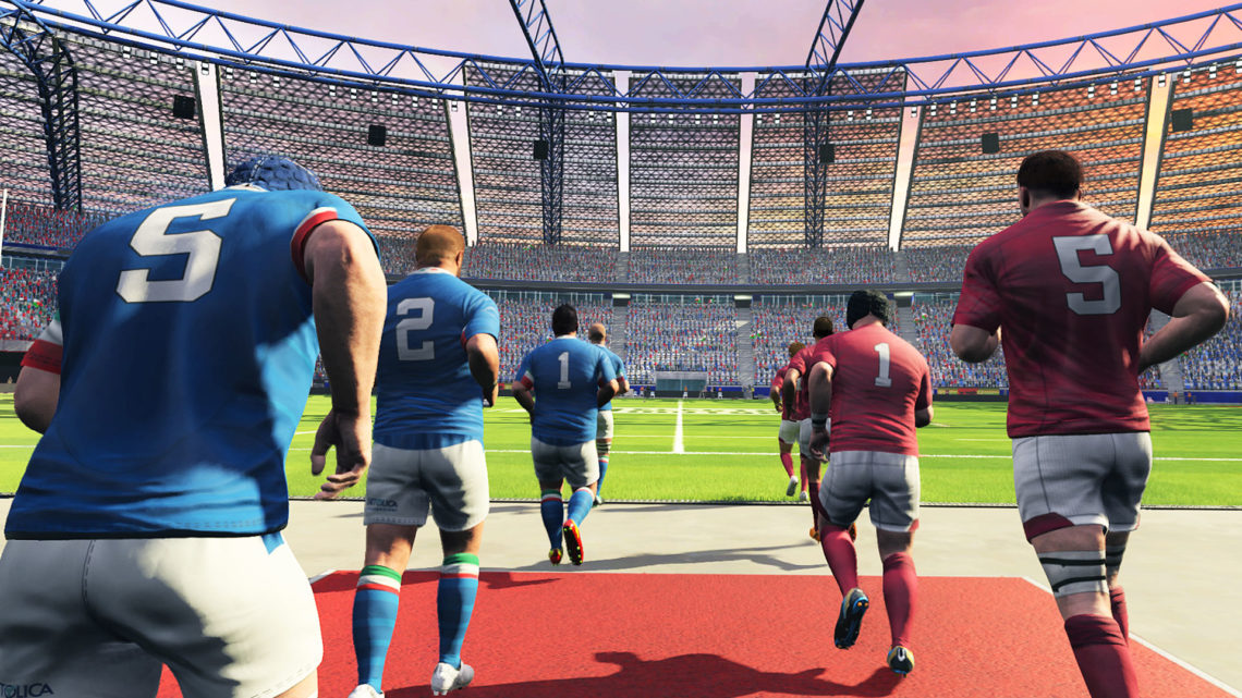 Rugby Heute