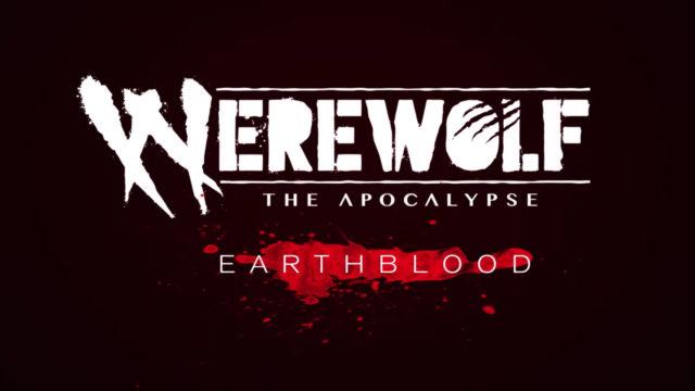 Werewolf: The Apocalypse - Earthblood zeigt am 19. Oktober auf der PDXCON Zähne
