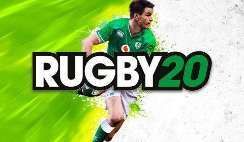 Rugby 20: Ab sofort digital für PC und Konsole erhältlich