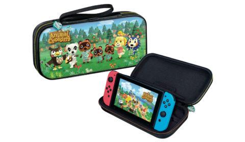 NACON: Neues Zubehör für Nintendo Switch und Switch Lite angekündigt