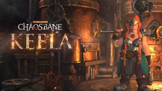 Warhammer Chaosbane: Neuer Gratis-Charakter enthüllt