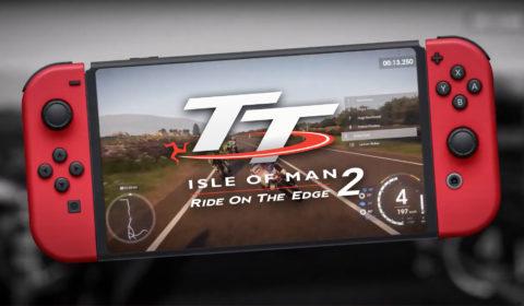 TT Isle of Man 2: Ab sofort für Nintendo Switch erhältlich