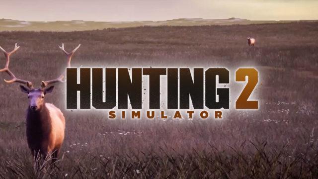 Hunting Simulator 2: Neues Video gewährt Einblicke in die Tierwelt