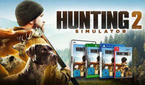 Hunting Simulator 2: Ab sofort für PC im Handel erhältlich