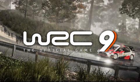 WRC 9 – Gameplay-Trailer zur Rallye Japan veröffentlicht