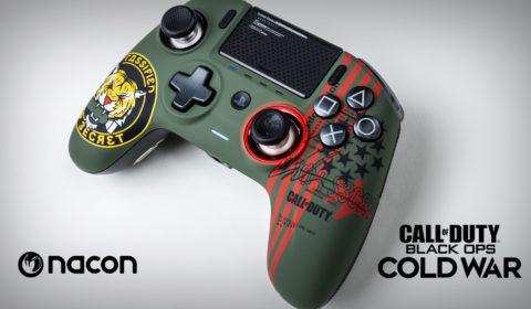Special Edition REVOLUTION Unlimited Pro Controller von NACON zum neuen Call of Duty® angekündigt