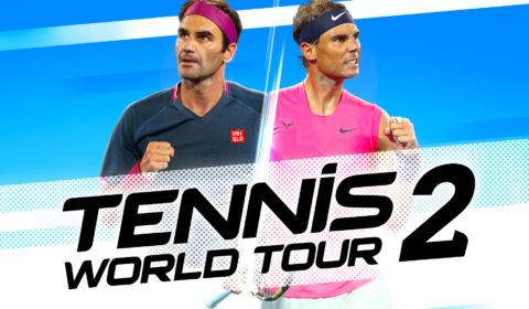 Tennis World Tour 2: Offizielle DLC-Inhalte enthüllt