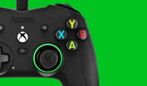 NACON enthüllt speziell für Xbox entwickelte Zubehörserie
