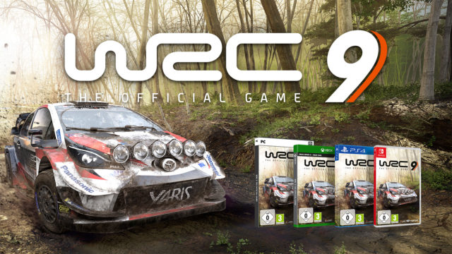 WRC 9 – Kostenloses Update bringt neue Inhalte