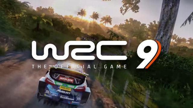 WRC 9 ist einer der Launch-Titel der PlayStation 5