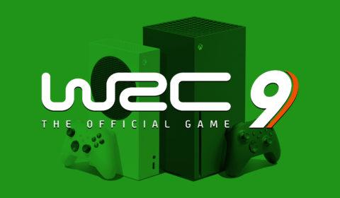 WRC 9 ist ab sofort für Xbox Series X|S erhältlich