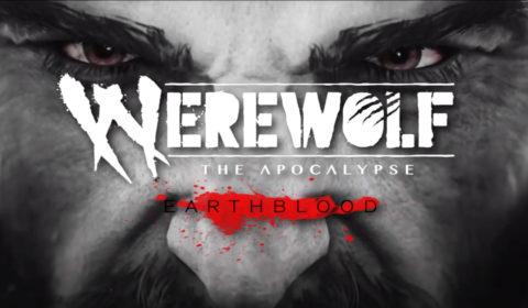 Werewolf: The Apocalypse - Earthblood: Die verschiedenen Formen von Cahal