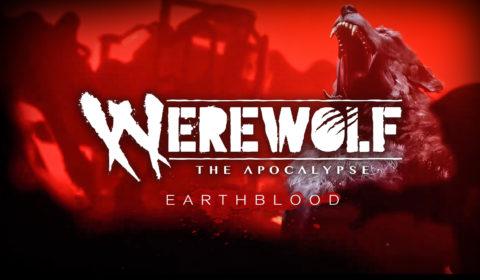 Werewolf: The Apocalypse - Earthblood ist ab sofort im Handel erhältlich