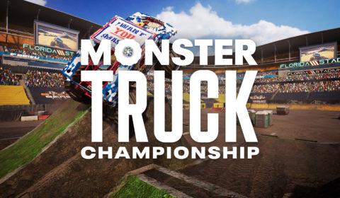 Monster Truck Championship ist ab sofort für Next-Gen-Konsolen erhältlich