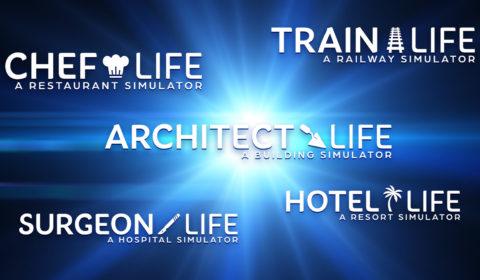 NACON erweitert seinen Videospiel-Katalog um eine neue Kategorie: Lebenssimulationen