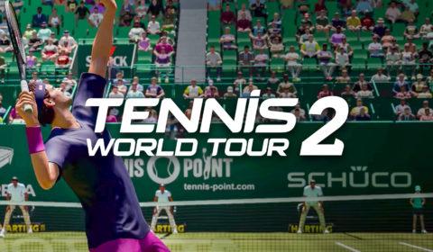 Tennis World Tour 2: Complete Edition ab sofort für Next-Gen-Konsolen verfügbar