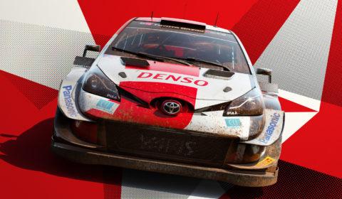 WRC 10: Gameplay-Video zur Rallye Kroatien veröffentlicht