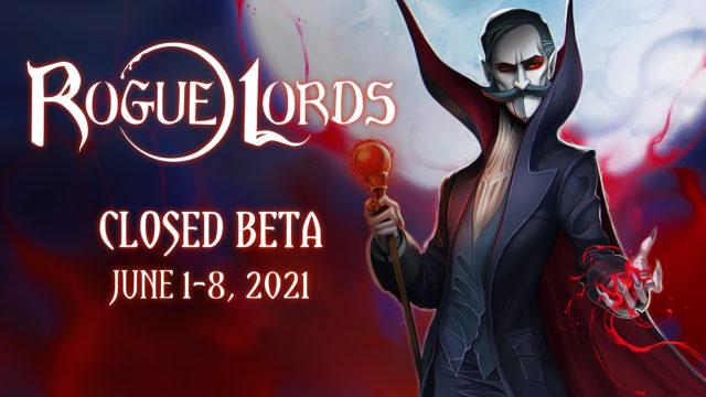 Rogue Lords – Closed Beta verlängert und Teilnahme an Steam Next Fest