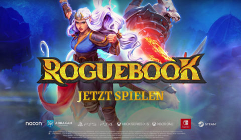 Roguebook ist ab sofort verfügbar