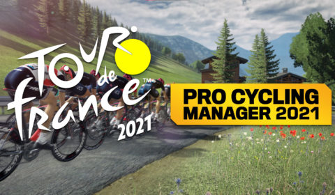 Tour de France 2021 und Pro Cycling Manager 2021 jetzt im Handel erhältlich