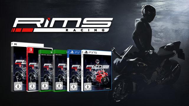 RiMS Racing ist ab sofort erhältlich