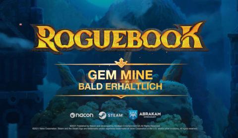 Roguebook erhält erstes Update und Community-Contest angekündigt