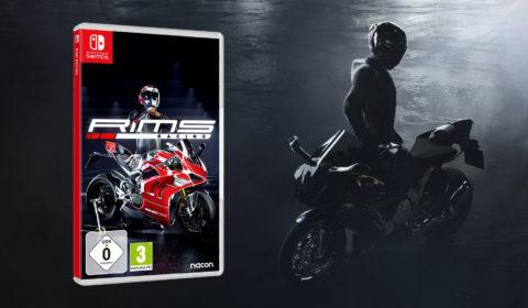 RiMS Racing: Ab sofort auch für Nintendo Switch erhältlich