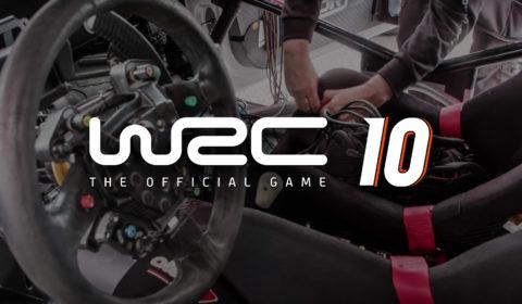 WRC 10: Die Entstehung der Spiel-Sounds