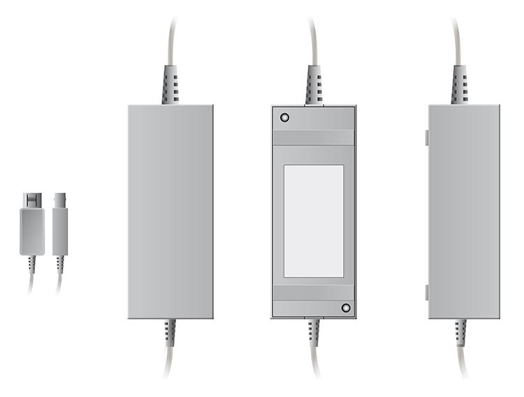 Alimentatore di rete Wii™ - Immagine