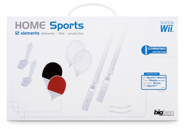Sport Pack 12 per Wii™ - Packshot