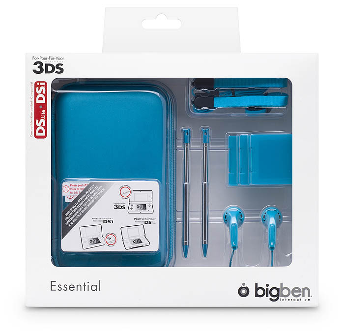 Essential Pack  | 3DS/ DSi/ DS lite - Immagine #1