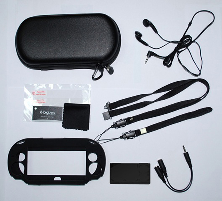 Pack ESSENTIAL accessori per PS Vita™ - Immagine