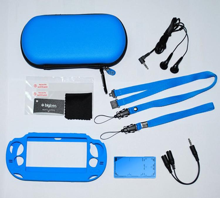 Pack ESSENTIAL accessori per PS Vita™ - Immagine #2