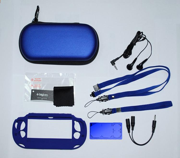Pack ESSENTIAL accessori per PS Vita™ - Immagine #3