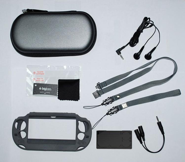 Pack ESSENTIAL accessori per PS Vita™ - Immagine #4