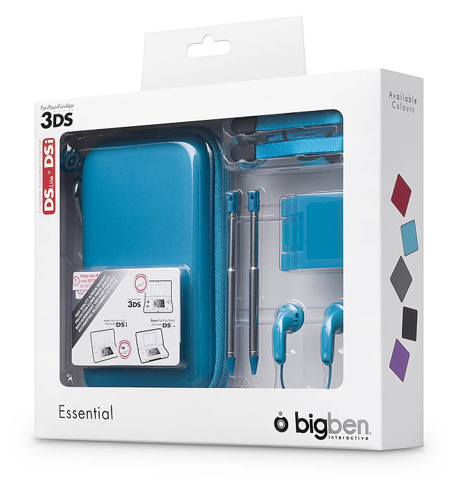 Essential Pack  | 3DS/ DSi/ DS lite - Immagine #47