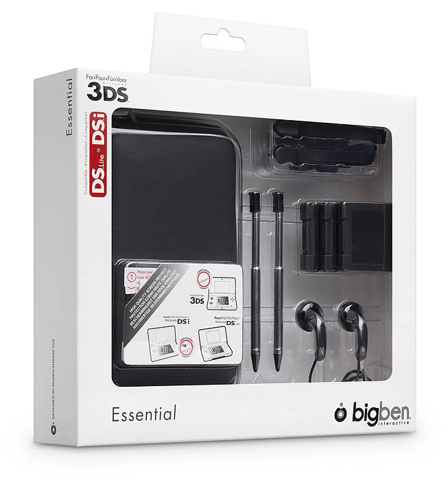 Essential Pack  | 3DS/ DSi/ DS lite - Immagine #48