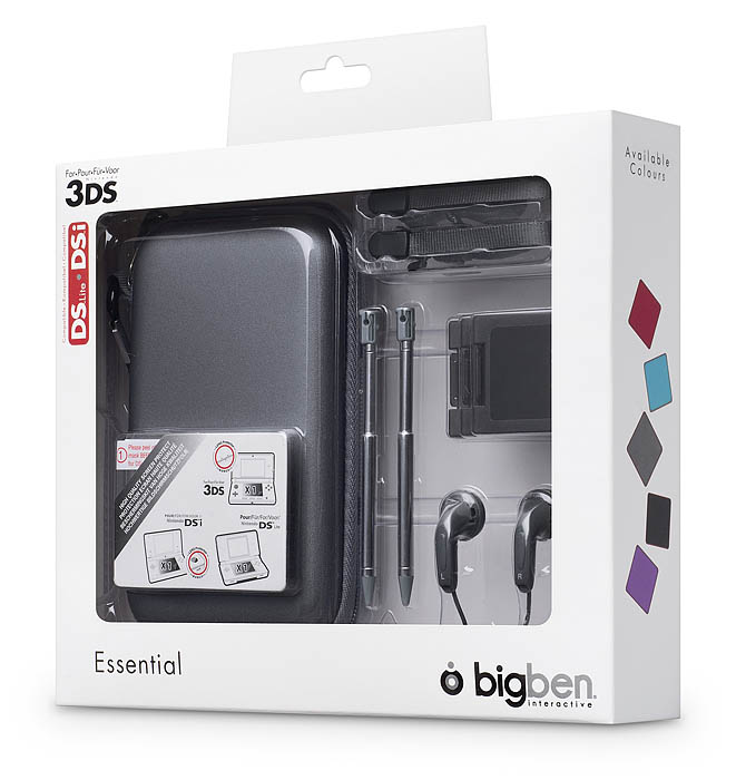 Essential Pack  | 3DS/ DSi/ DS lite - Immagine #51