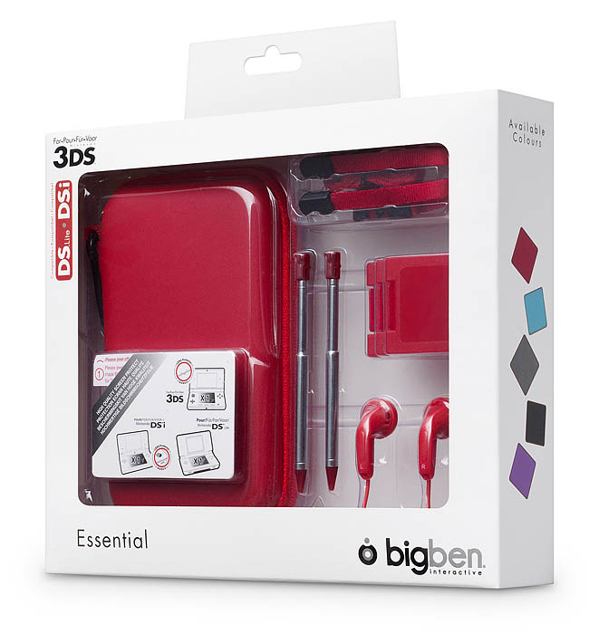 Essential Pack  | 3DS/ DSi/ DS lite - Immagine #55