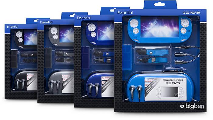 Pack ESSENTIAL accessori per PS Vita™ - Immagine #5