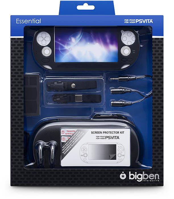 Pack ESSENTIAL accessori per PS Vita™ - Immagine #7