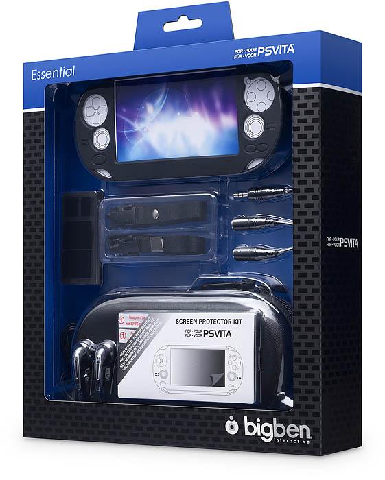 Pack ESSENTIAL accessori per PS Vita™ - Immagine #8