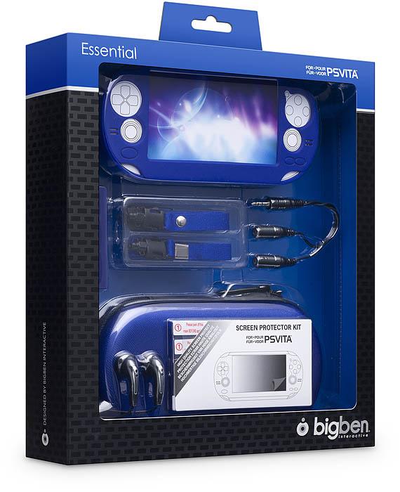Pack ESSENTIAL accessori per PS Vita™ - Immagine #9